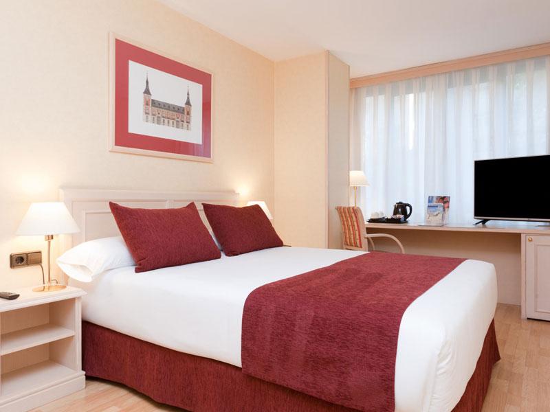 Habitaciones hotel senator castellana madrid web oficial - Fotos habitaciones ...